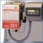 Стационарный газоанализатор кислорода с датчиком из оксида циркония CGA 351