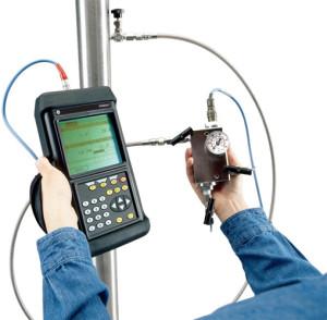 PM880 Portable Hygrometer