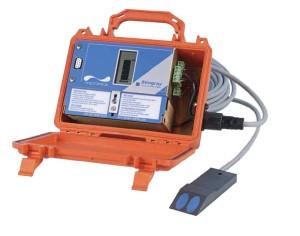Portaflow Stingray регистратор уровня, скорости и температуру жидкости Micronics-PF-LV550